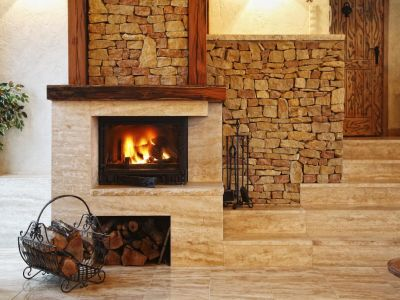 Dřevo kamna připojit k peci