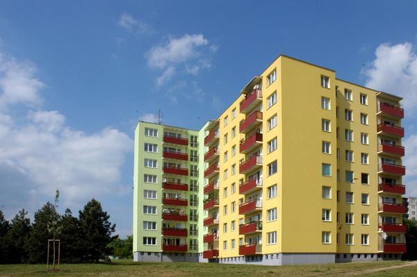 Panelový bytový dům