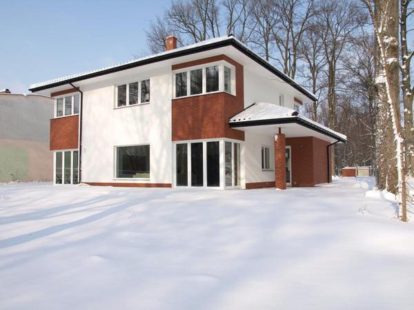 Prostorný rodinný dům (Foto: Shutterstock)