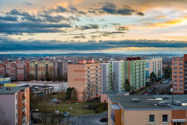 Rozkvět bytových družstev přinesla socialistická výstavba (Foto: Shutterstock)