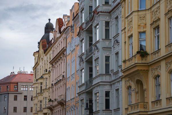 Bytová družstva a SVJ najdeme i ve starší městské zástavbě (Foto: Shutterstock)
