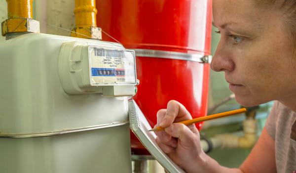 Samoodečet spotřeby plynu (Zdroj: Shutterstock)