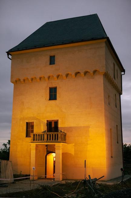 Historická tvrz Nové Královice