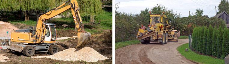 Иллюстрация фото (www.shutterstock.com), дорожное строительство