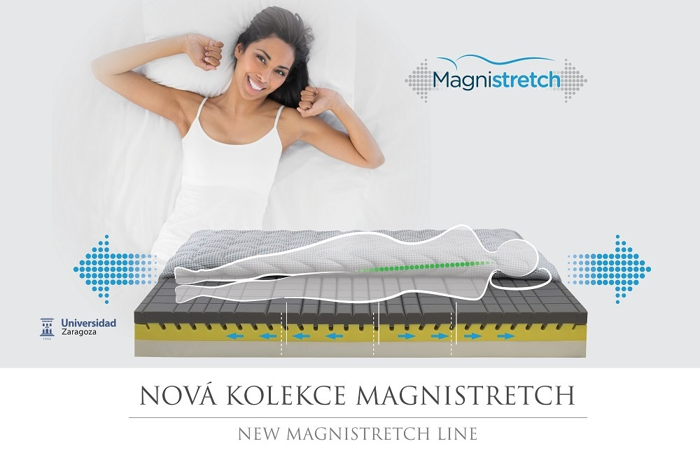 Matrace Magniflex Magnistretch