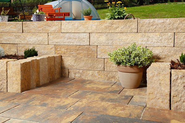 BEST – STONE, barva colormix sand
