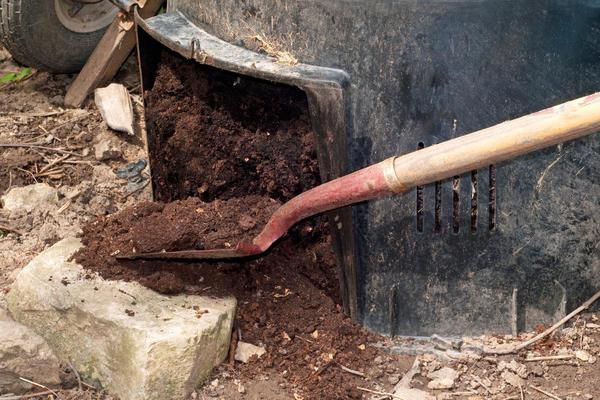 Kvalitní kompost je úžasný materiál, čím větší bohatost rozkládajících se složek, tím lépe